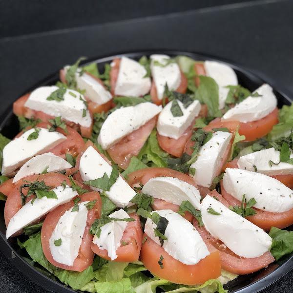 Pomodoro caprese salad!!