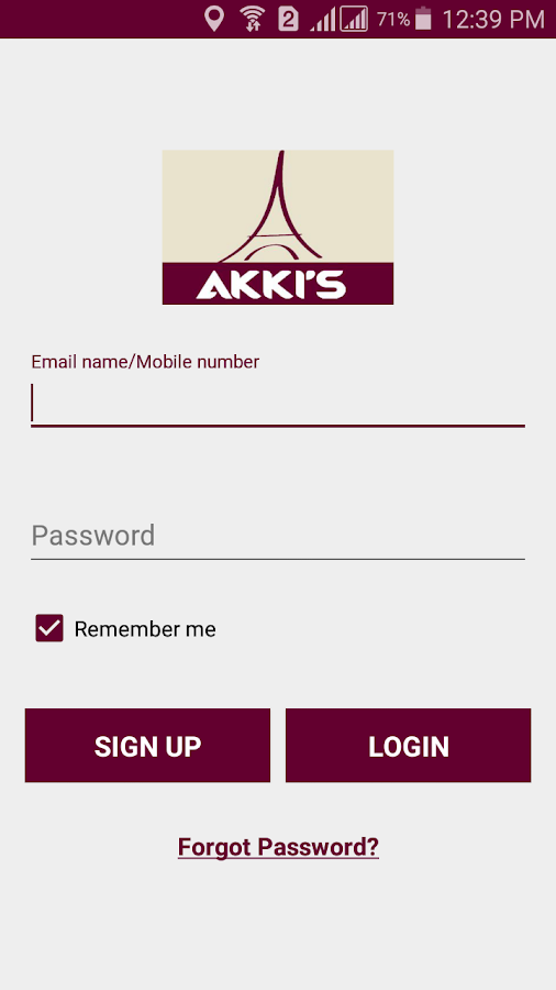 AkkisCab- screenshot