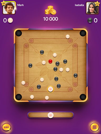 Carrom Pool: Disc Game apkpoly screenshots 13