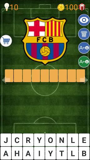 Football Club Logo Quiz 2.4 screenshots 1