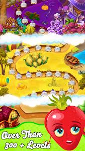 Candy Fruit Garden screenshot 3