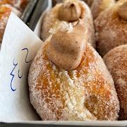 doughnut — salted chocolate