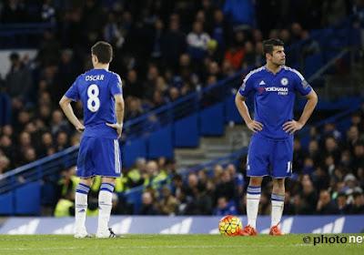 Oscar, l'ancien médian de Chelsea, espère pouvoir y finir sa carrière