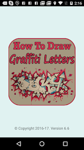 Learn To Draw GRAFFITI Letters (A-Z Art Designs) - náhled