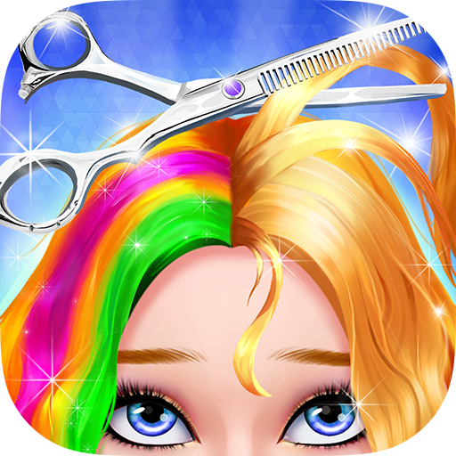 Coiffeur Fashion Salon 2: Maquillage des Dressup