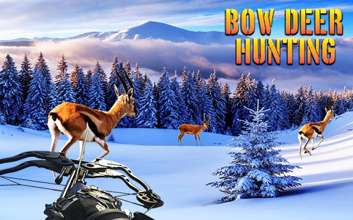 Bow Deer Hunting - USA Wild Crossbow Animal Hunter 1.0 de.gamequotes.net 1