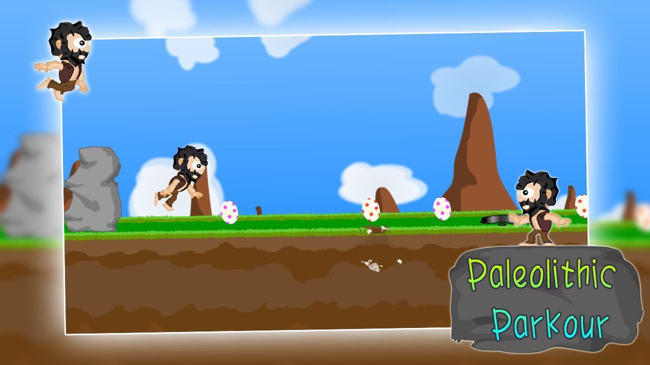 Paleolithic-Parkour 10