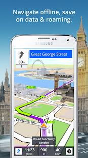 GPS Navigation & Maps Sygic- screenshot thumbnail