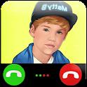 Fake Call From MattyB icon