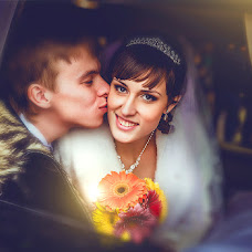 Wedding photographer Vladimir Samsonov (Samsonov). Photo of 17.05.2014