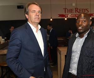 Mbo Mpenza revient à Mouscron en tant que directeur du football