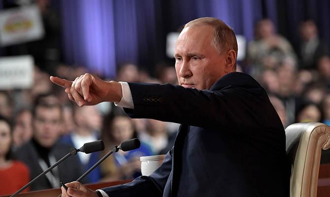 Newsweek: может ли Запад справиться с Путиным?