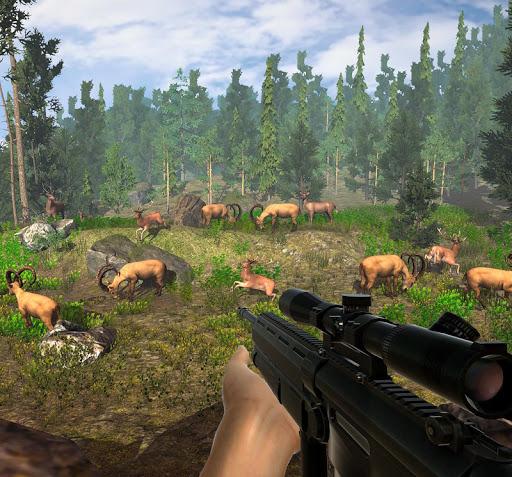 Deer Hunter Free Online Games 2019: Shooting Games apkpoly screenshots 11