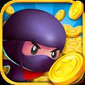 Coin Mania: Ninja Dozer icon