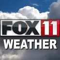 FOX 11 Weather icon