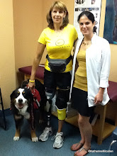 Photo: My new livestrong brace was made at J.E. Hanger!  Thank you to Marie for a great job!