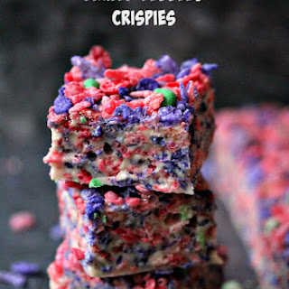 Fruity Pebbles Krispie Treats