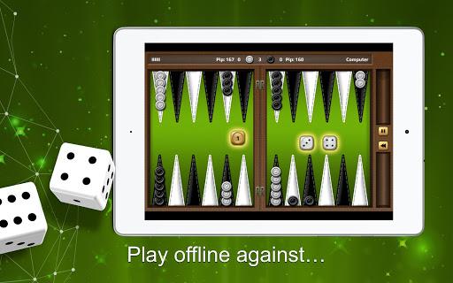 Backgammon Gold  screenshots 6
