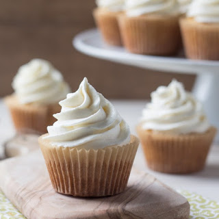 Even Simpler, More Perfect Vanilla Cupcakes