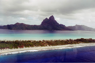 Photo: #021-Bora Bora, le tour de l'île en hélico