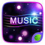 Music GO Keyboard Theme