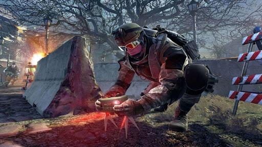 Encounter Terrorist Strike: FPS Gun Shooting 2020 apkpoly screenshots 4
