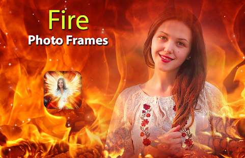 Fire Photo Frames - Apps on Google Play