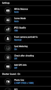HD Camera Pro – silent shutter v3.0.0 [Paid] APK 8
