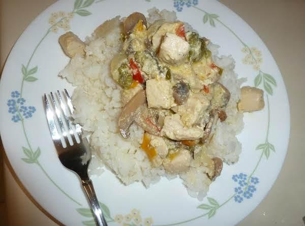 Chicken A La King Recipe