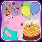 Fiesta de cumpleaños de niños icon