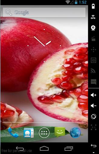 Fruits Colors Wallpaper