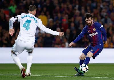"""Un joueur du Real lance le Clasico: """"Messi ne fait peur à personne"""""""