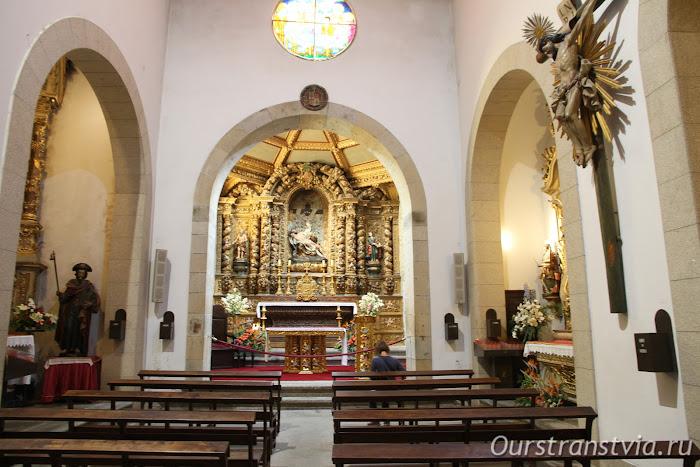 Орган в Се Браги, Португалия