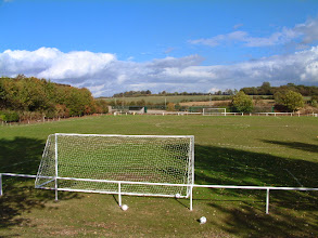 Photo: 02/10/04 v Hertford Heath (Herts Senior County League Division 1) 5-2 - contributed by Martin Wray