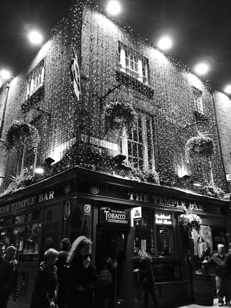 Una notte a Dublino di Giorgia Gerace