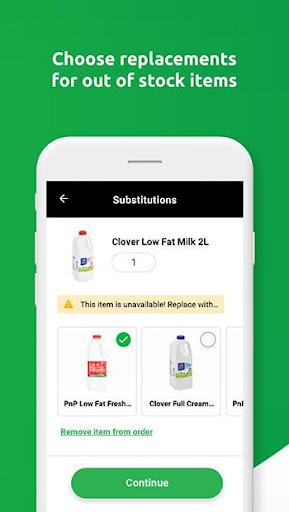 Bottles: Grocery and liquor 5.1 Screenshots 4
