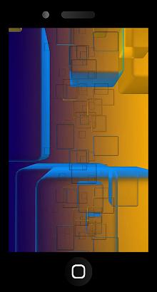 3D Best Effects LWP Background Pro screenshot 1
