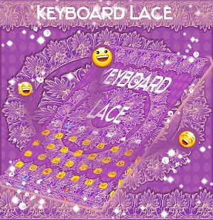Lace GO Keyboard- screenshot thumbnail