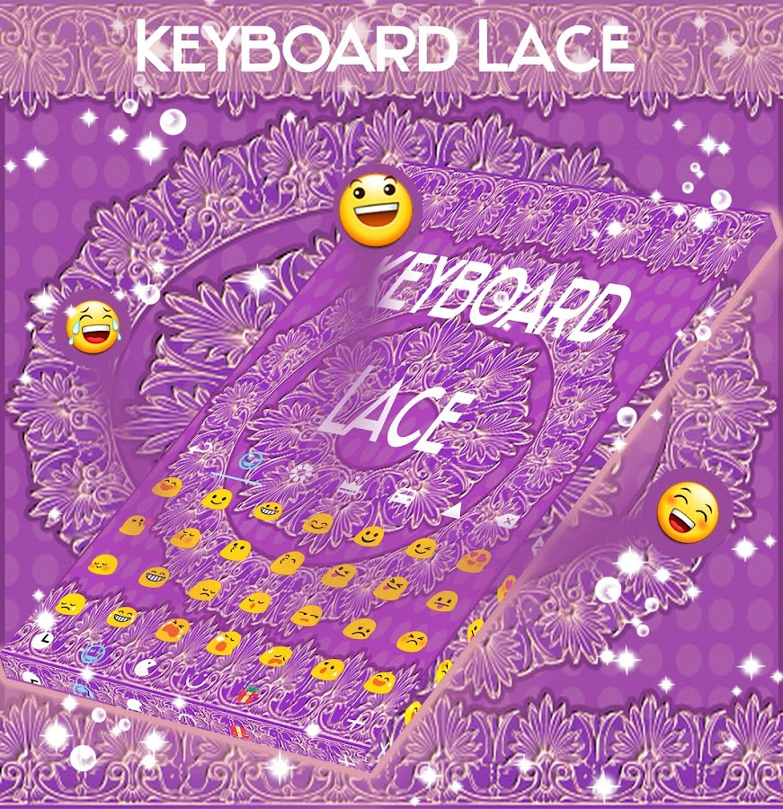 Lace GO Keyboard- screenshot