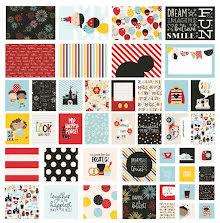 Simple Stories Snap Card Pack 48/Pkg - Say Cheese 4 UTGÅENDE