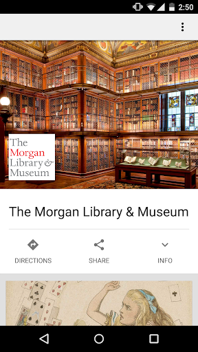 The Morgan Library Museum