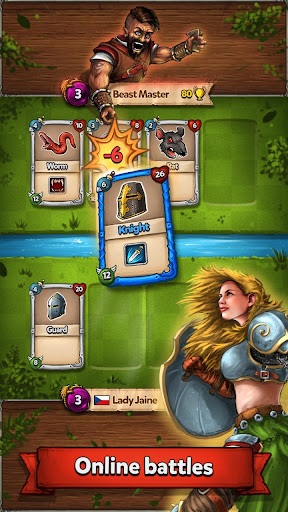 Card Crushers - Deck building CCG 0.0.51 screenshots 2