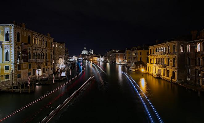 Ponte dell'accademia, Venezia di Massimiliano_Montemagno