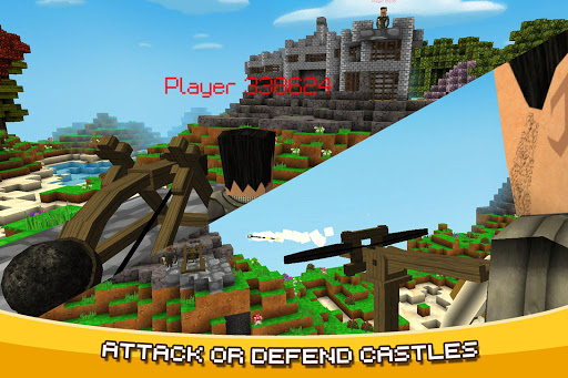 Castle Crafter - World Craft screenshots 6