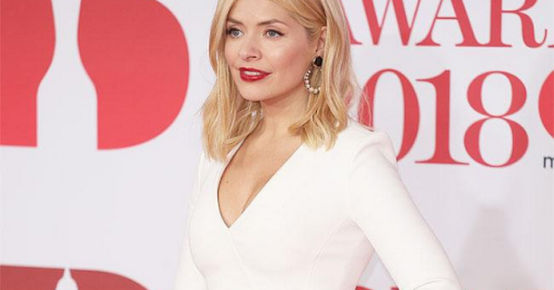 Holly Willoughby's Coronation Street 'nerves'