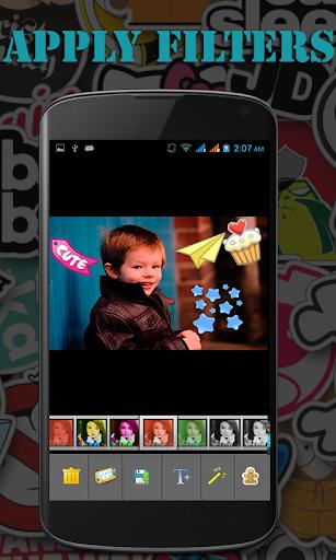 玩免費遊戲APP|下載My Photo Sticker app不用錢|硬是要APP