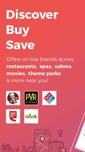 nearbuy.com - Restaurant,Spa,Salon,GiftCard Deals 7.5.0 screenshots 2