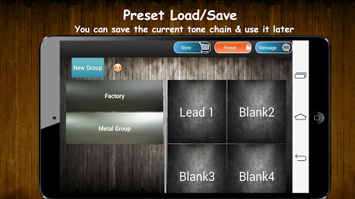 Guitar Amp & Guitar FX Pedals screenshot 3