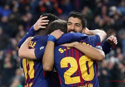 Vermaelen et le Barça encore vainqueurs !
