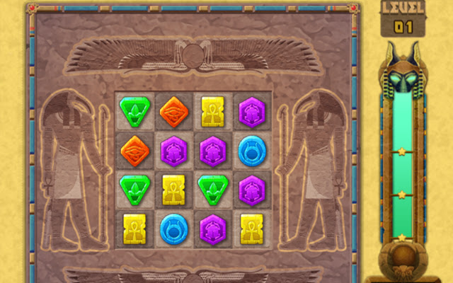 Jewel Curse Game
